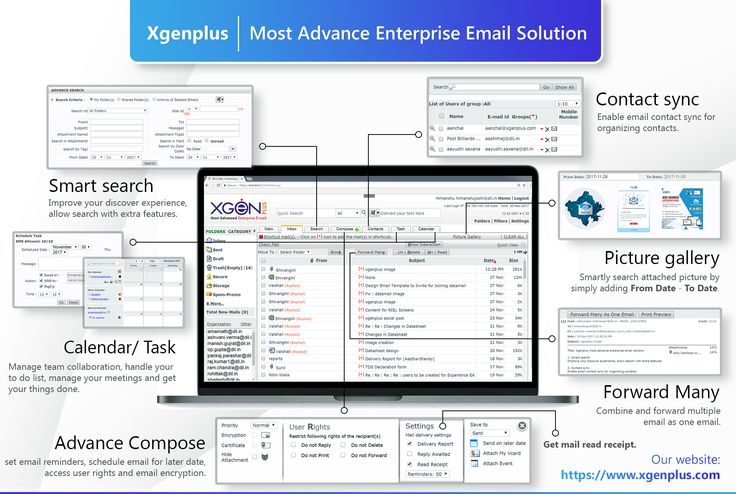 Xgenplus A robust email solution for all businesses Get flexible solutions for your enterprise  Visit our website: http://bit.ly/2cX3mjy  #xgenplus #enterpriseemail #advancefeatures #emailsolution