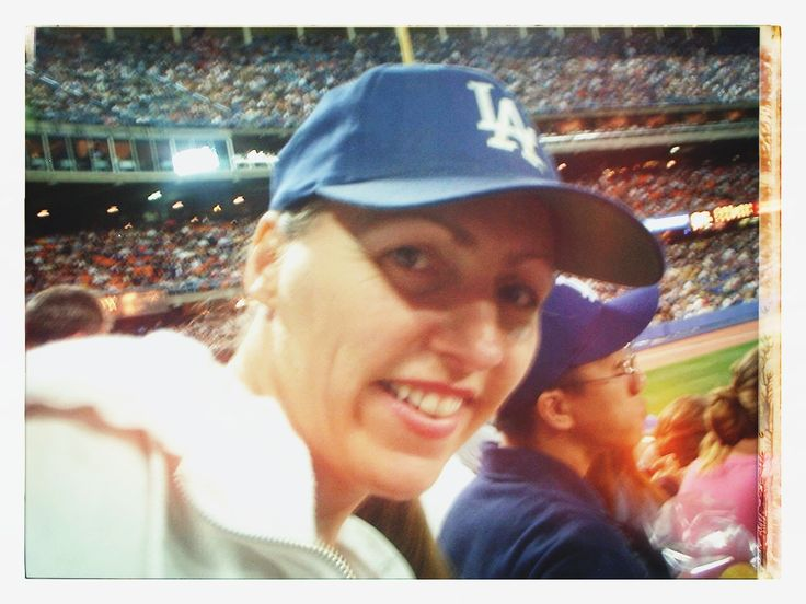 #Lucky enough to have seen Both the #Cardinals and #Dodgers play in my lifetime:)   And, since the #Pirates lost, I was cheerin' for L.A. tonight:(   Oh well, I guess #StLouis can use a #Win, we still have the #Kings:)   #Rock On!:)  #LosAngeles #CA #LADodgers #LA #Baseball #Pittsburgh #MO #PA #MLB  Pic: #JamminJo (from a few yrs back:)