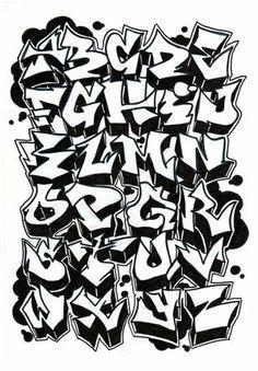 letras de grafite - Pesquisa Google