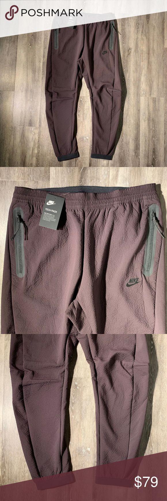 Nike Sportswear Tech Pack Woven Pants Tracksuit NWT Nike