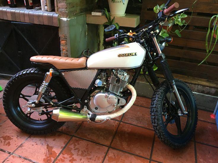 78 Suzuki Thunder 125 Dirt Tracker
