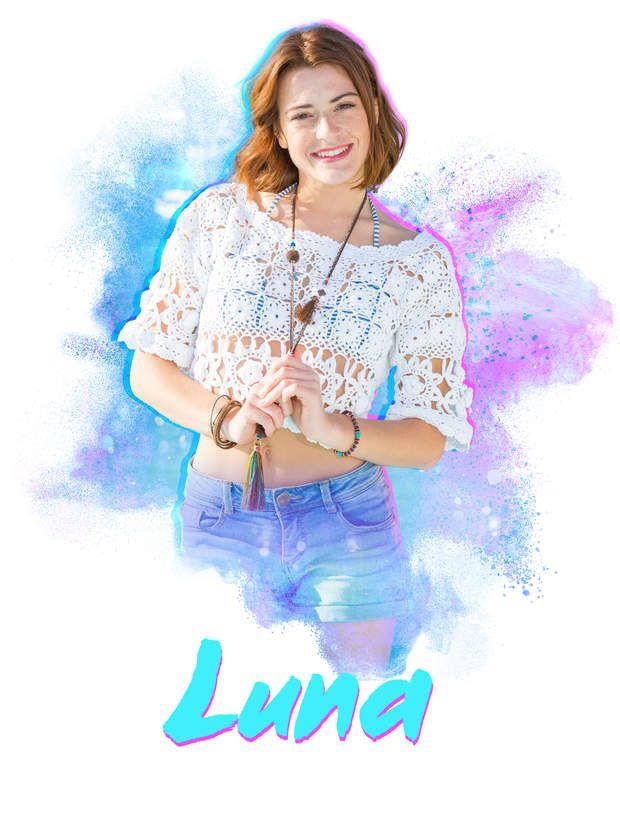 Luna (The Voice) également