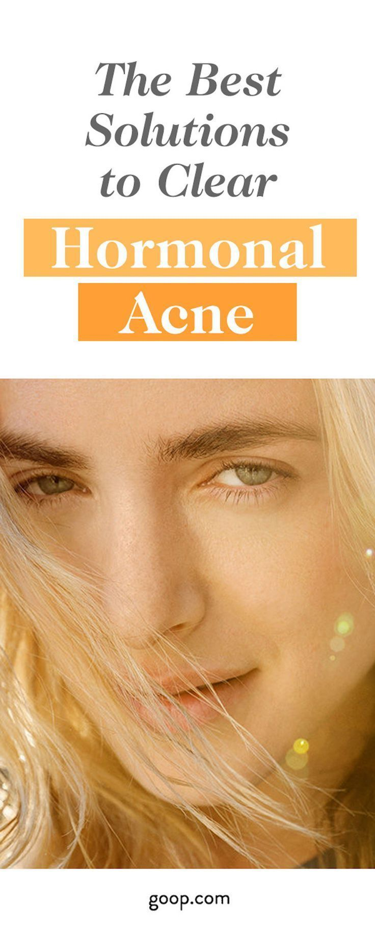 Piercing bump with pus  How to Get Rid of Hormonal Acne  Beauty  Pinterest  Hormonal