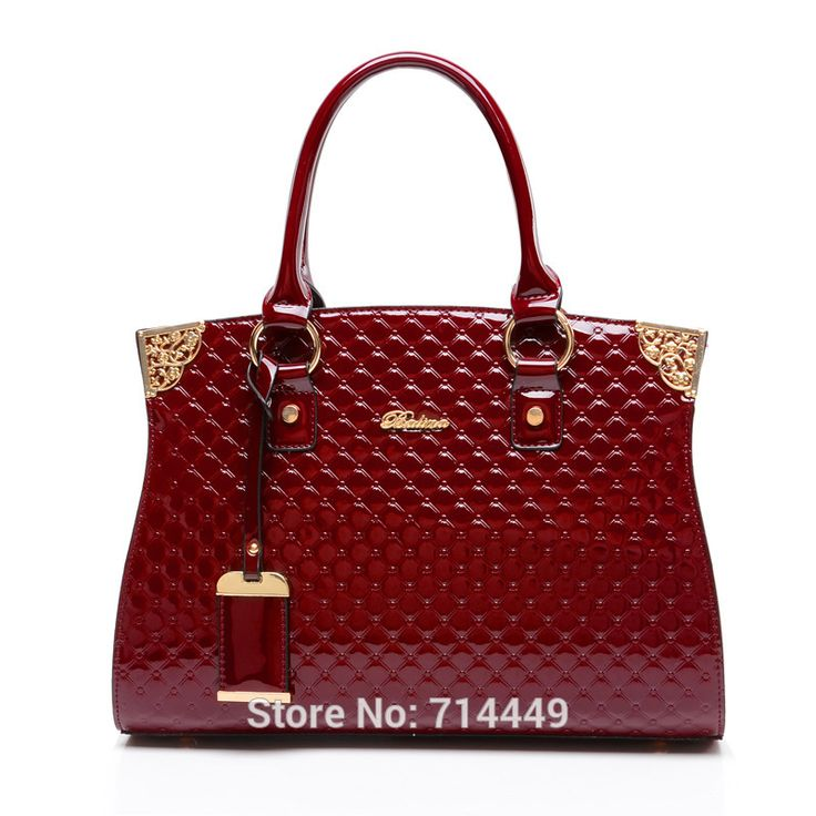 Find More Shoulder Bags Information about 2015 Women Handbags Tote Trapeze Genuine Patent leather Tote Fashion Ladies Messenger Bag Black Women Bag bolsa feminina,High Quality handbag organizers,China bag mother Suppliers, Cheap bag display from N&S Beauty Star Co. LTD on Aliexpress.com