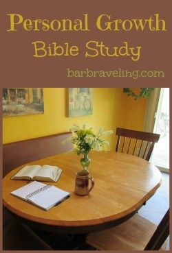 Do you ever feel like you want to grow as a Christian, but you don't see it happening? This free Bible study talks about an essential ingredient necessary for growth.