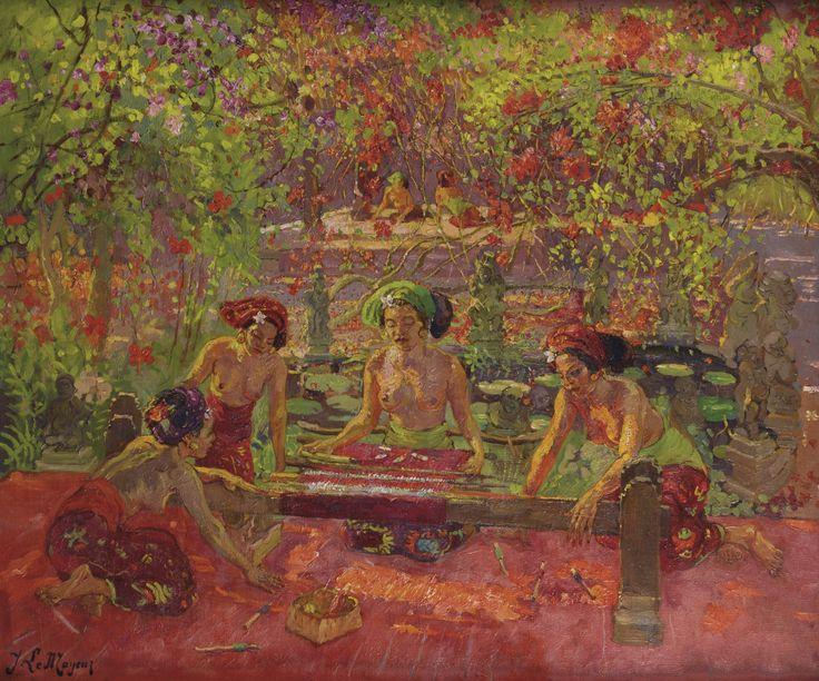 Adrien Jean Le Mayeur de Merprès | Lot | Sotheby's
