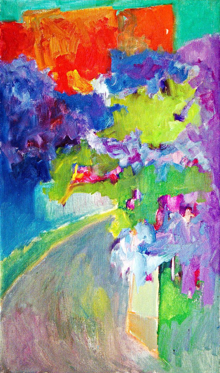 "Yury Ermolenko, ""He heard the clock strike and broke away from these fruitless thoughts"", 2003, oil on canvas, 110х60cm #YuryErmolenko #еrmolenko #ЮрийЕрмоленко #ермоленко #yuryermolenko #єрмоленкоюрiй #ermolenkoyury #ермоленкоюрий #юрийермоленко #юрийермоленкохудожник #юрiйєрмоленко #ЮрiйЄрмоленко #єрмоленко #rapanstudio #modernart #fineart #contemporaryart #painting #art  #живопись #texture #искусство #живописец #landscape #живопис #малярство #contemporaryartgallery #MFA #clockstrike…"