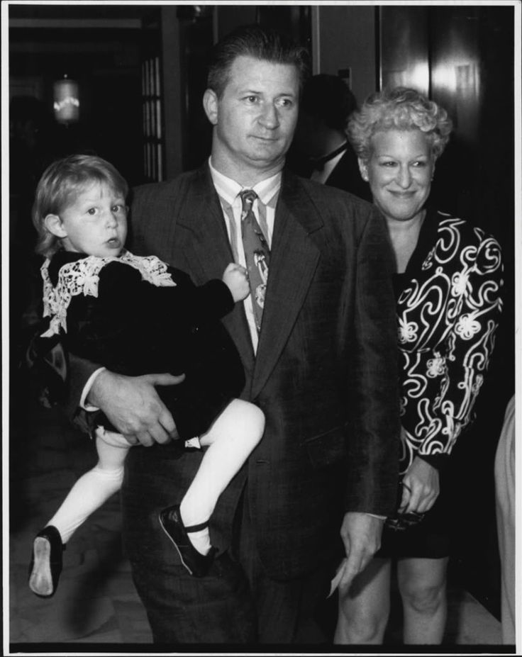 bette midler with husband & daughter - Google Search ...