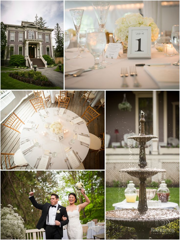 Jennifer & Steven – Mansion Inn Wedding Photography – Saratoga Springs, NY Photographer