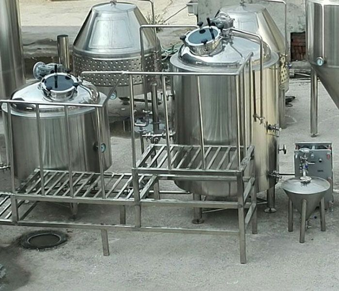 5bbl Beer Brewing Equipment Home Brewing Equipment Beer Equipment Beer Brewing Equipment