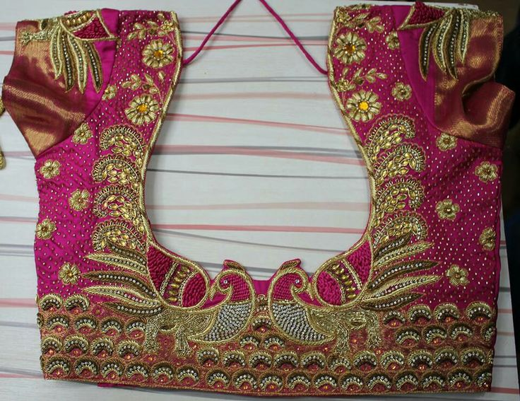 Blouse design
