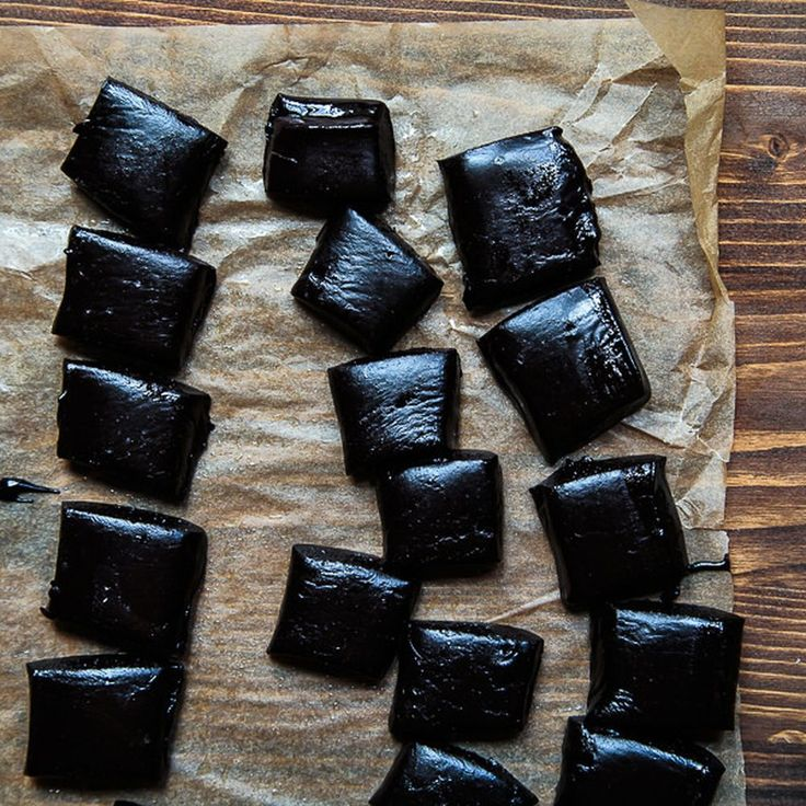 Homemade Black Licorice Recipe on Food52 recipe on Food52
