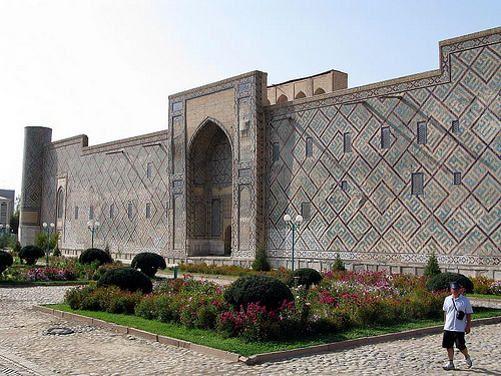 #AsiaCentrale #UlughBetgh #Uzbekistan