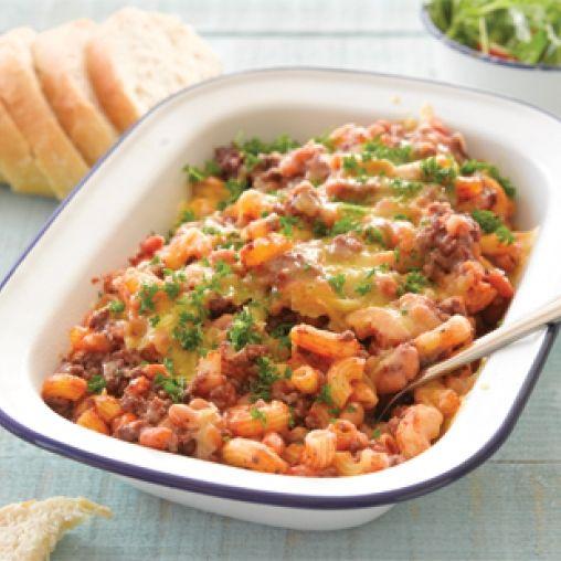 Cowboy casserole | Healthy Food Guide