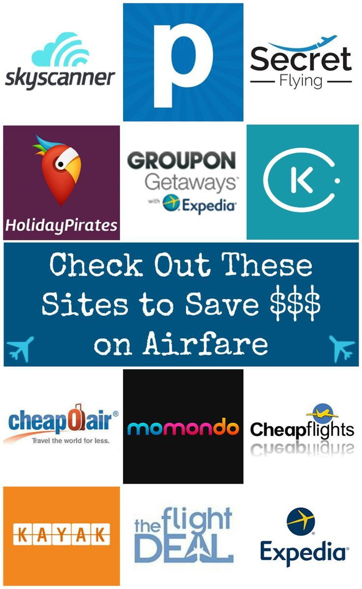 Where to Find Cheap Flights | This incredible list gives you access to some of the best sites on the web for finding affordable airfare! | For quick access to the list: http://forgetsomeday.com/travel-deals-where-to-find-cheap-flights/ (But definitely save this pin for later!)