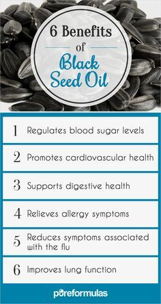 If you're looking for a natural remedy for common ailments such as a cough, upset stomach, or allergies, black seed oil may have potential health benefits for all of these symptoms and more.