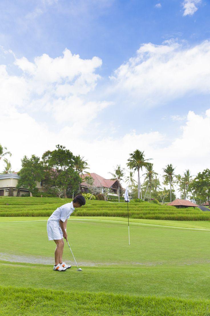 Club Med Bali  Golf