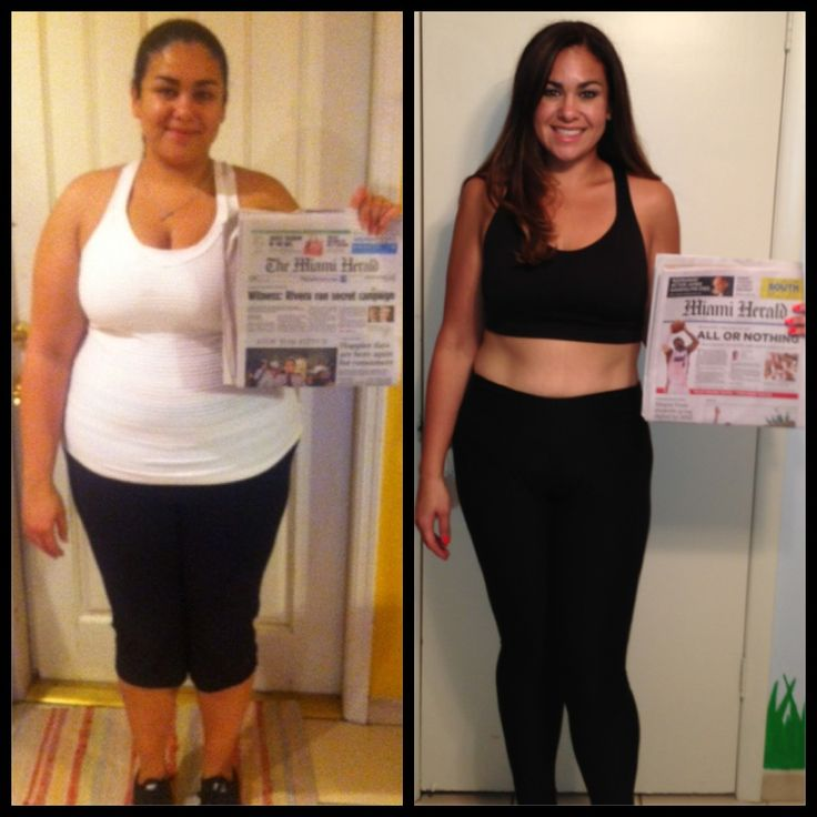 Get Inspired by These Incredible Weight Loss Transformations