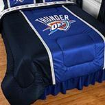 Oklahoma City Thunder NBA Sideline Comforter