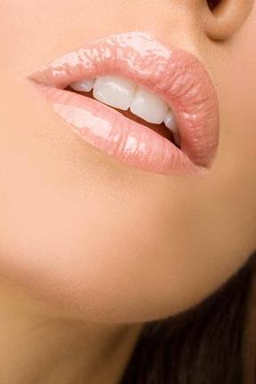 Nude look mit dem Lip Glaze von Vani-T