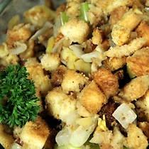 Chestnut StuffingRecipe: A traditional favorite.