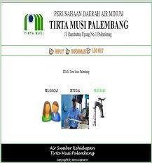 Tirta Musi Info http://www.ppob-btn.com/tirta-musi.html  #PPOB #PULSA #LISTRIK #PDAM #TELKOM #BPJS #TIKET #GRIYABAYAR #IMPERIUMPAY #KLIKPPOB #PPOBBTN