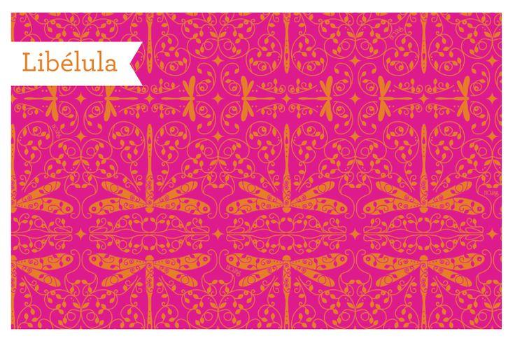Libélula: Diseño femenino y delicado, inspirado en el vuelo mágico de las libélulas Compra en: www.hojas.com.co #Libélula #NuevaColección #Hojas2015