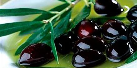 Traditional Cretan Recipes  with olives