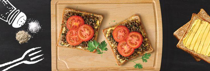 Roti Bakar TomatSumber: blueband