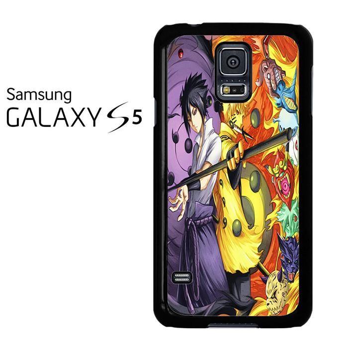 Naruto Dan Sasuke Rikudo Sennin Samsung Galaxy S5 Case
