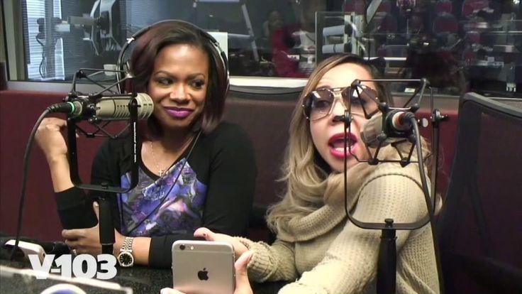 The Women Of Xscape Reunite + Chop It Up w/Big Tigger On V-103 Atlanta
