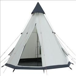 Tente tipi Trigano Cherokee 350 MA893T01 149,00 € livré le moins cher #Camping