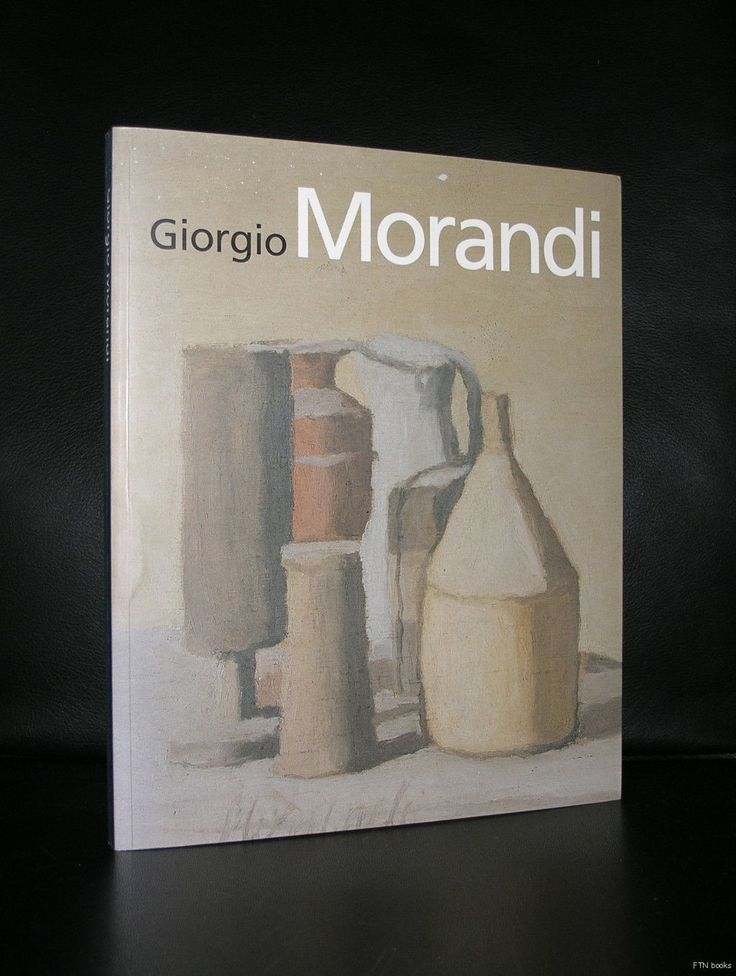 Artist/ Author: Giorgio Morandi, text by Lou Klepac Title : Girogio Morandi , the Dimension of inner space Publisher: Gallery of New Sout Wales, 1997 Number of pages: 136 pages plus cover Text / Langu
