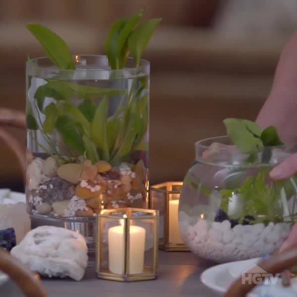 Here S Our Ultimate Guide To Handmade Centerpieces Water