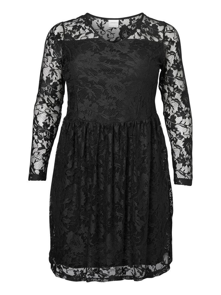 Lace party dress from JUNAROSE #junarose #party #dress #dressedtodance #plussize