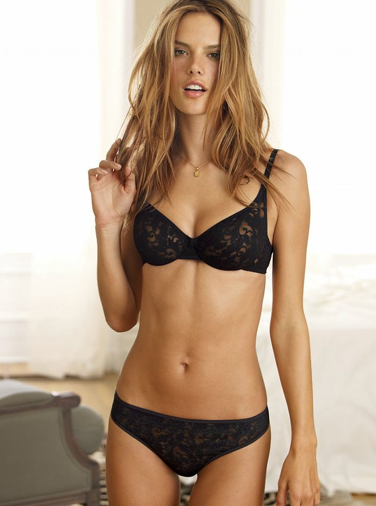 Opinion alessandra ambrosio see through lingerie