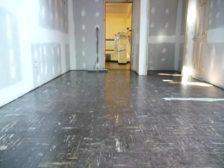 Why Remove Asbestos VCT Tile, Encapsulate Safer and Cheaper