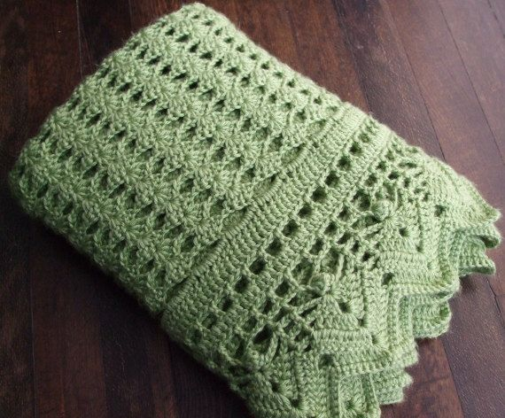 17 Best Images About Afghans On Pinterest Crochet Shell