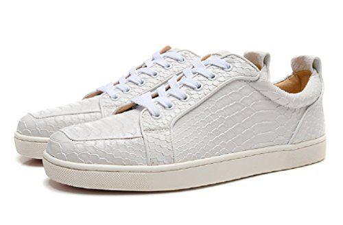 Men White Snake Low Sneakers (US 8 / EUR 41) KOKOSHELL https://www.amazon.com/dp/B06Y125B68/ref=cm_sw_r_pi_dp_x_dBggzbB07B5NH