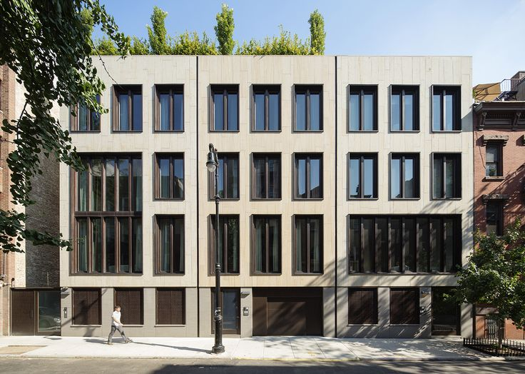 Downing Street Townhouses by 1100 Architects Straight up inspired by their work