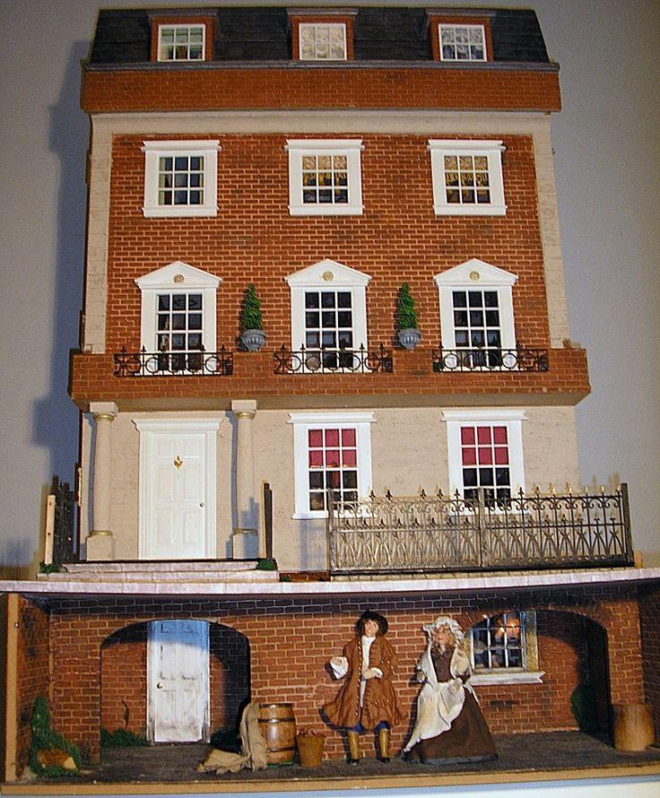 163 Best Dollhouse Ideas Images On Pinterest