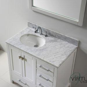 18 Deep Bathroom Vanity And Sink