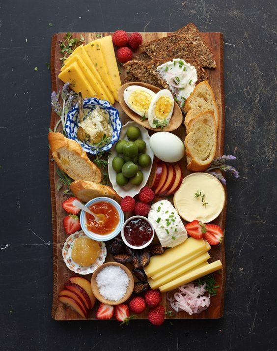 17 mejores ideas sobre cenas en pinterest recetas de for Ideas comidas faciles