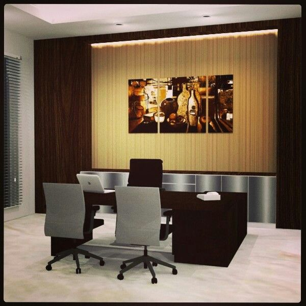 Modern And Simple Director Room From My Box Pinterest Office