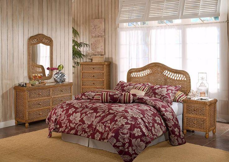 West Indies Bedroom Collection