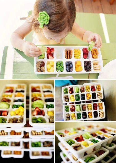 lunch de fruits
