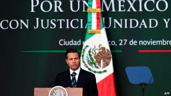 Crisis ley y el orden en México: Falta el punto | El Economista