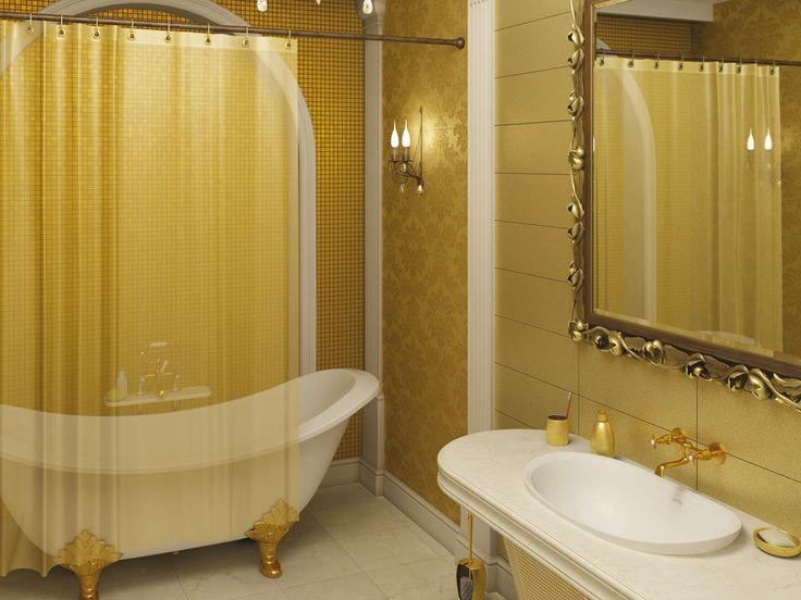 WESS Aufollien - занавеска для ванной комнаты из ткани 180x200 см. Цена 1575р. Посмотреть на сайте: http://likemyhome.ru/catalog/shtorki-karnizy-kolca/00003774 #likemyhome #showercurtain #bathroomdecor #interiorstyle #wess #aufollien