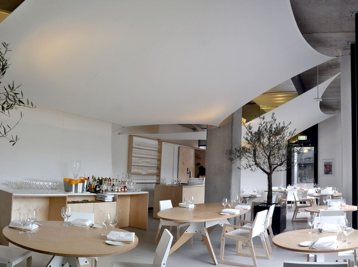 restaurant Bolenius/Amsterdam