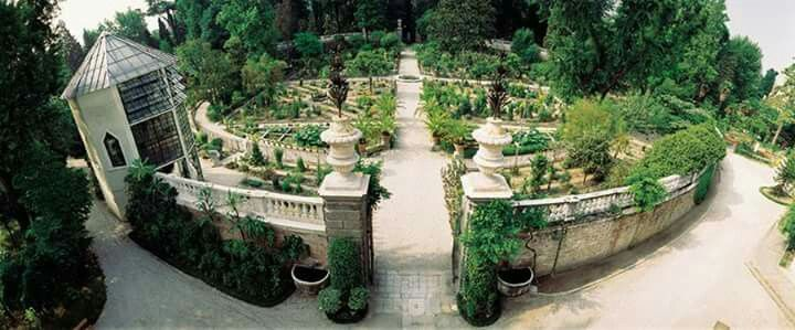 Padova, orto botanico